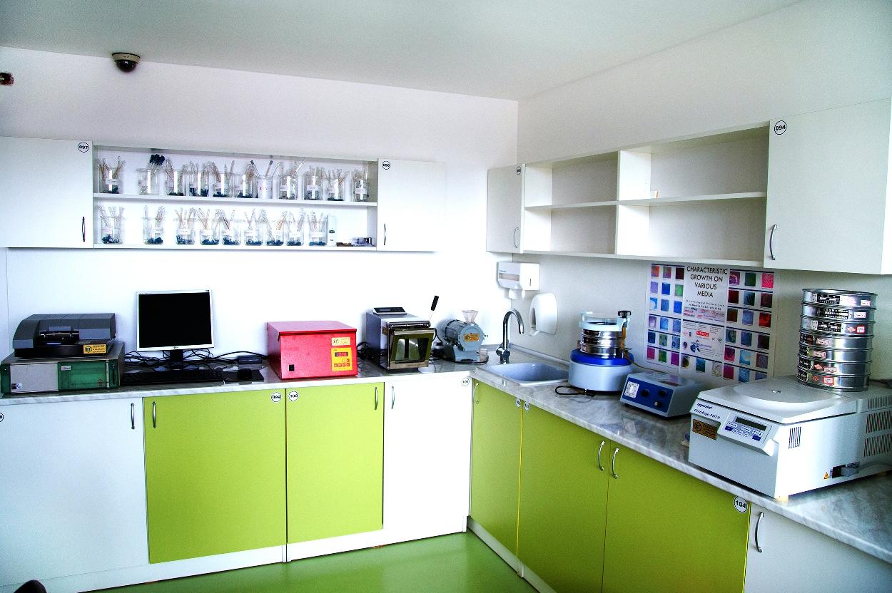 Физикохимична лаборатория